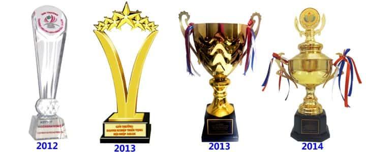 giải thưởng du lịch